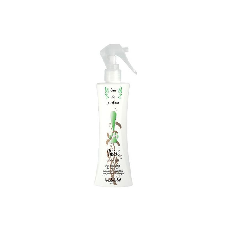 Eau de parfum Boisé 300ml Dog Génération