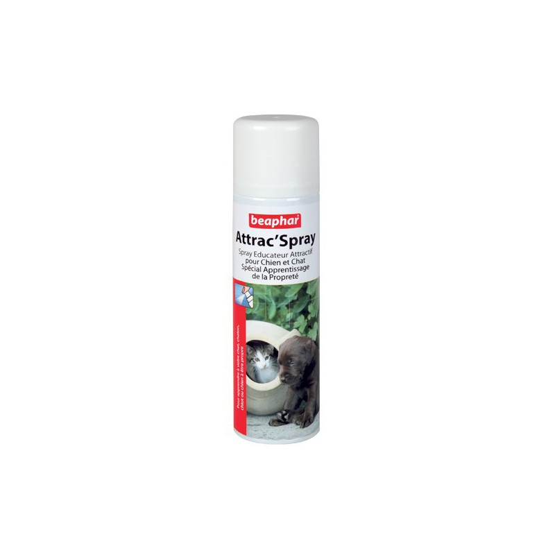 Attract' spray 250 ml Beaphar