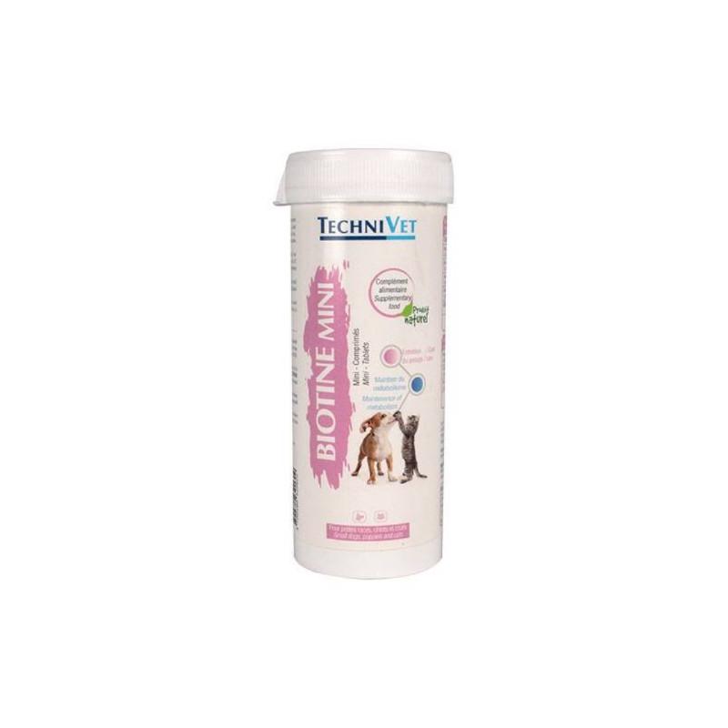 Complément alimentaire Technivet Biotine Mini