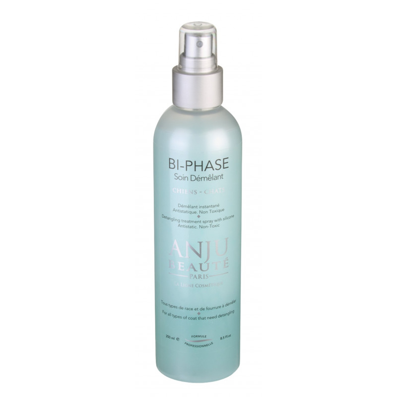Spray démêlant bi-phase Anju beauté