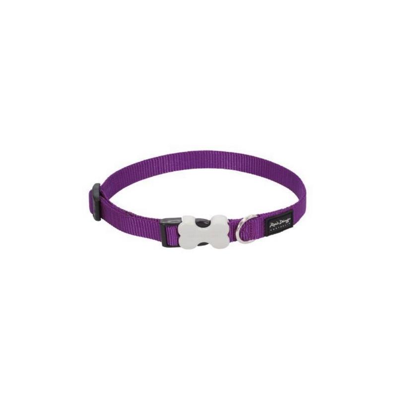 Red Dingo, Collier réglable Red Dingo Basic violet