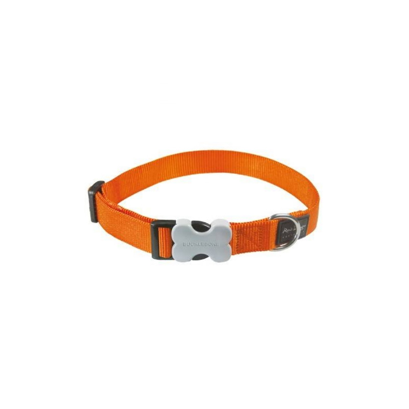 Red Dingo, Collier réglable Red Dingo Basic orange