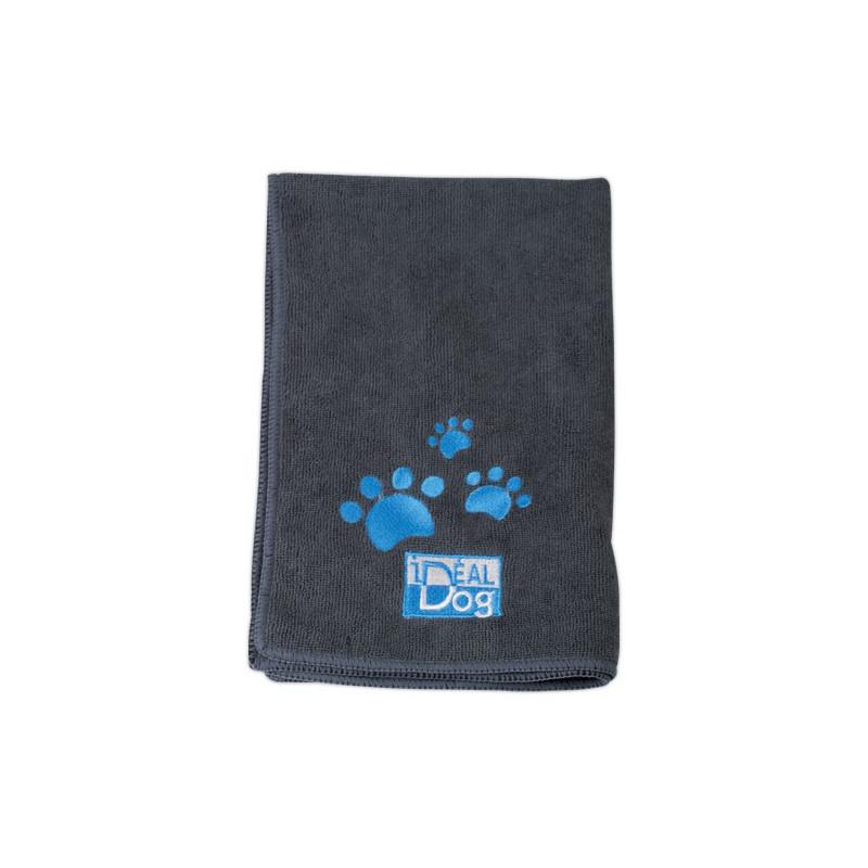Serviettes Microfibre  grises