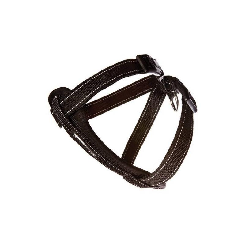 Chadog, Ezydog Chest Plate Harness Black