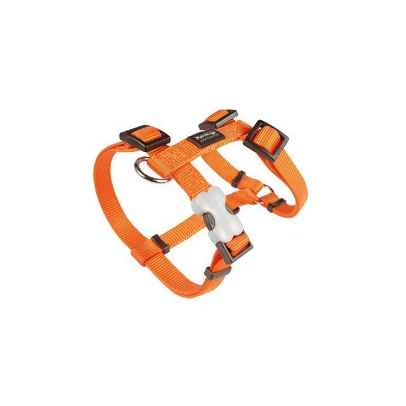 Red Dingo, Red Dingo, Basic adjustable harness orange