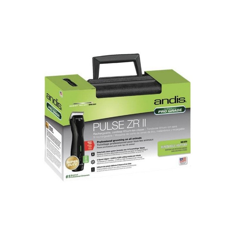 Andis, Andis Pulse ZR II Lawn Mower