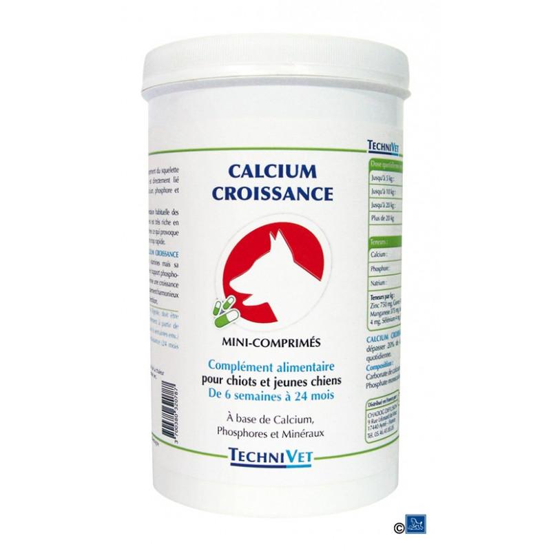 Calcium Croissance technivet 1 kg