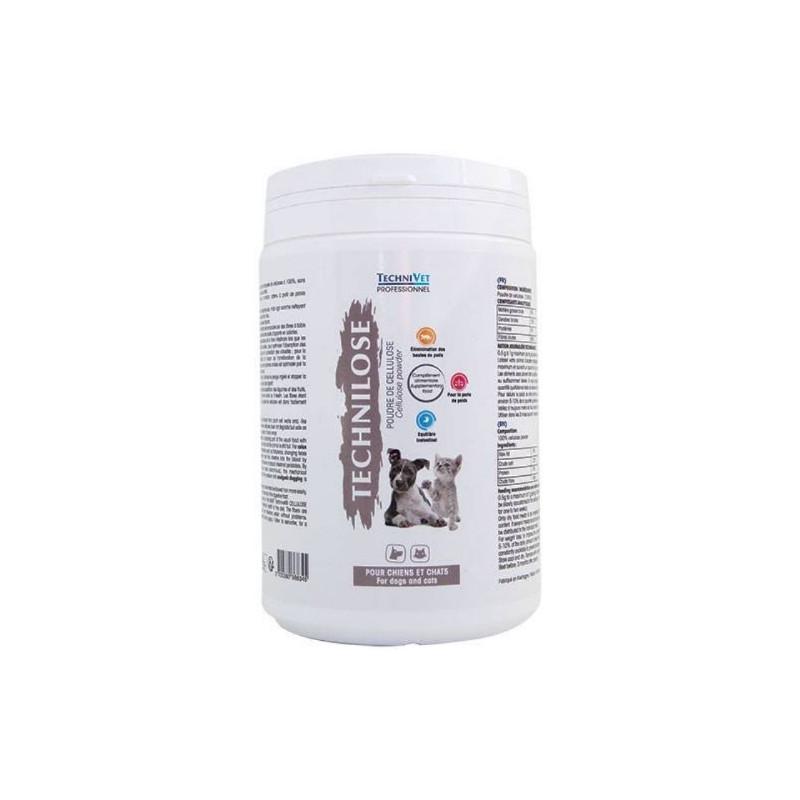 Technivet, Poudre de cellulose : Technilose