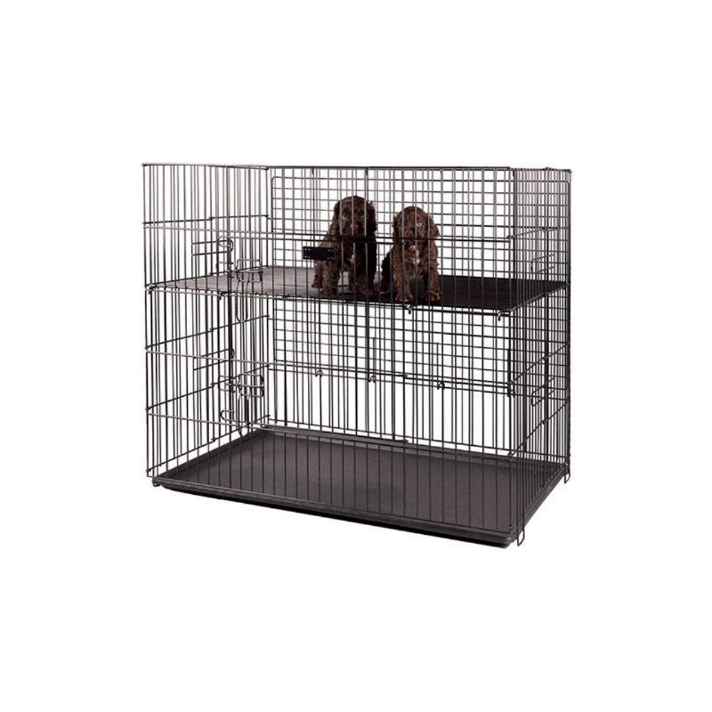 Divers, Puppy show cage