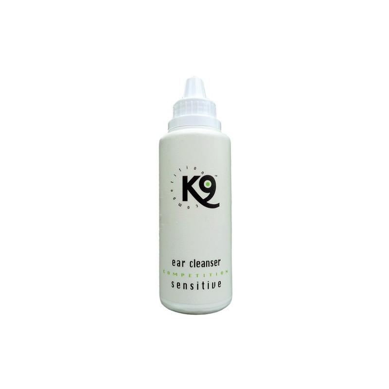 Nettoyant pour les oreilles Sensitive K9 Competition