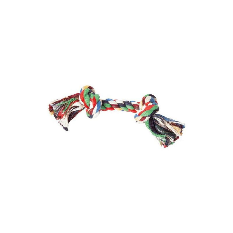 Jouet corde à noeud
