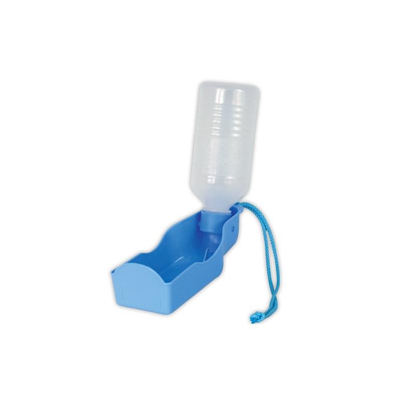 Distributeur d'eau portable pour chien et chat