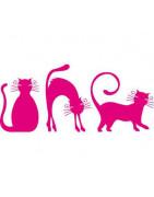 Laisses et colliers pour chats